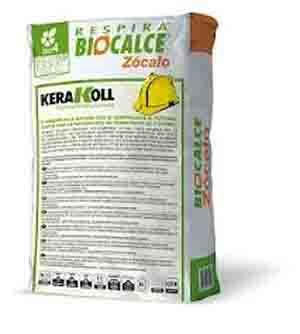 biocalce-zocalo-kerakoll Biocalce Zócalo de Kerakoll