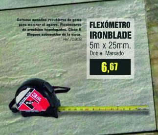 flexometro Ofertas Productos Rubí