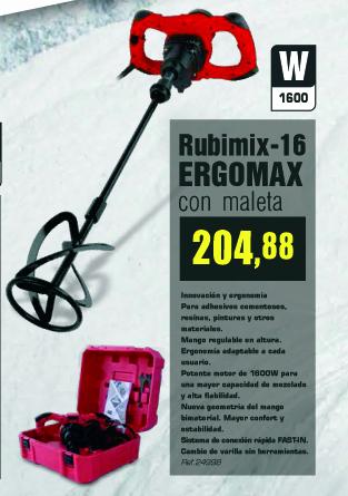 mezcladora-rubi02 Ofertas Productos Rubí