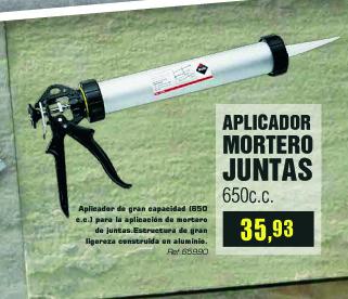 pistola-mortero Ofertas Productos Rubí