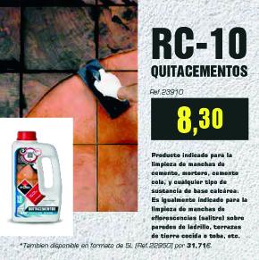 quitacementos-rubi01 Ofertas Productos Rubí